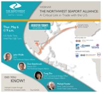 Webinar: THE NORTHWEST SEAPORT ALLIANCE