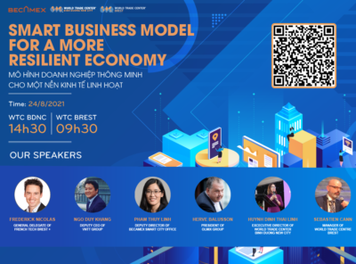 SMART BUSINESS MODEL FOR A MORE RESILIENT ECONOMY