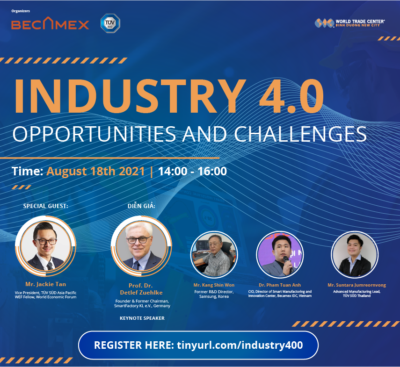 INDUSTRY 4.0: OPPORTUNITIES AND CHALLENGES
